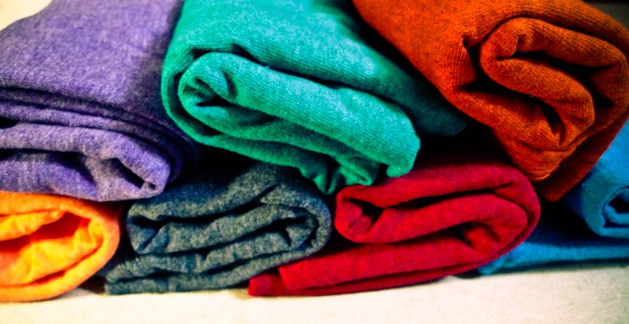 Vintage colours from Gildan