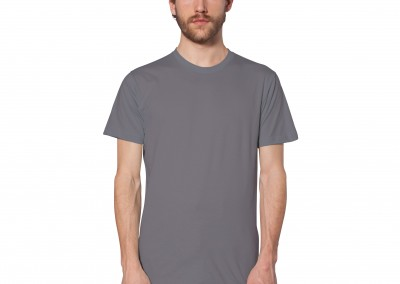 American Apparel Unisex fine jersey short sleeve T (2001)