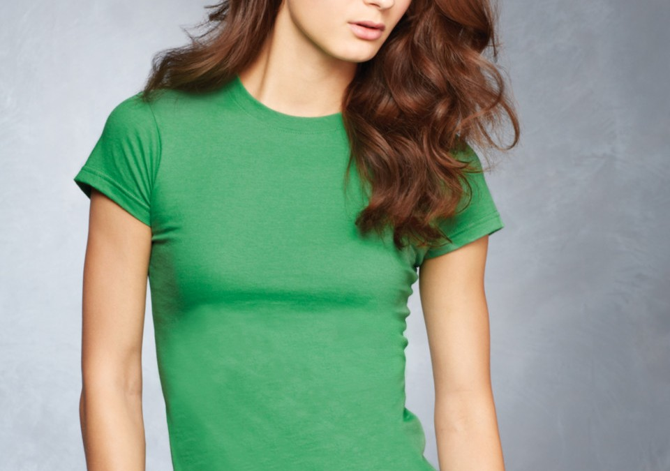 379 Anvil Women's Fashion Fitted T-Shirt