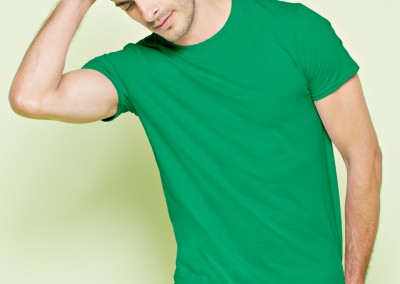 Gildan Premium Cotton™ Adult T–Shirt (4100)