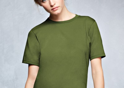 Anvil Organic™ Adult Lightweight T (490)